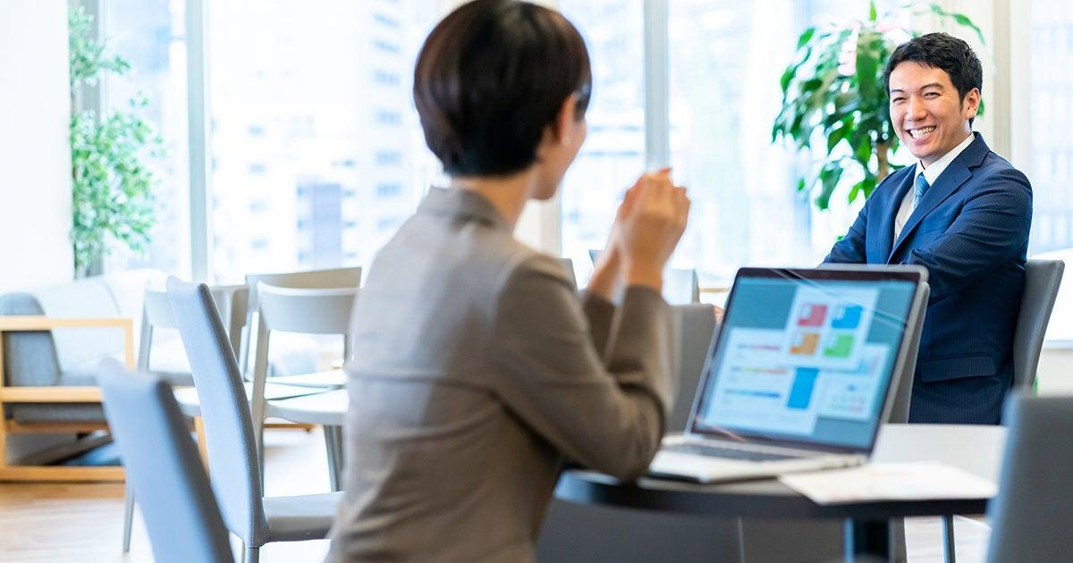 社内コミュニケーションを活性化させ業務効率アップにつなげる方法 | ビジネスチャットならChatwork