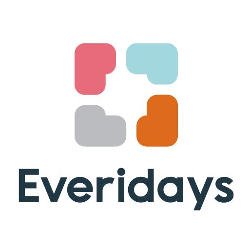Everidays|エブリデイズのロゴ