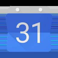 Google カレンダーのロゴ