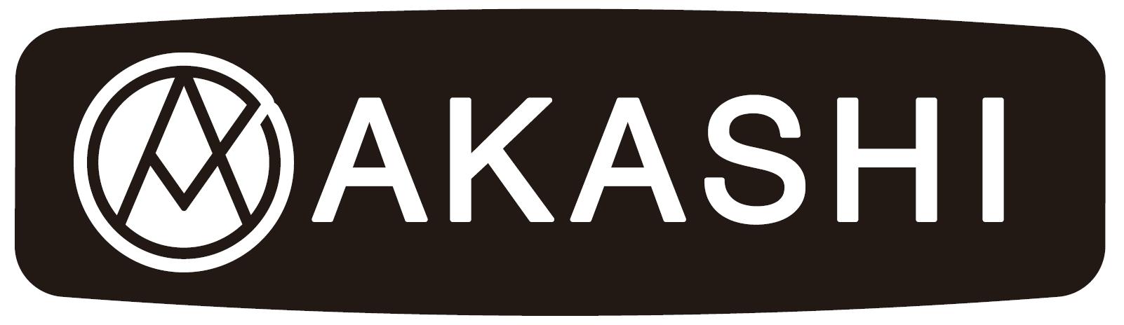 AKASHIのロゴ