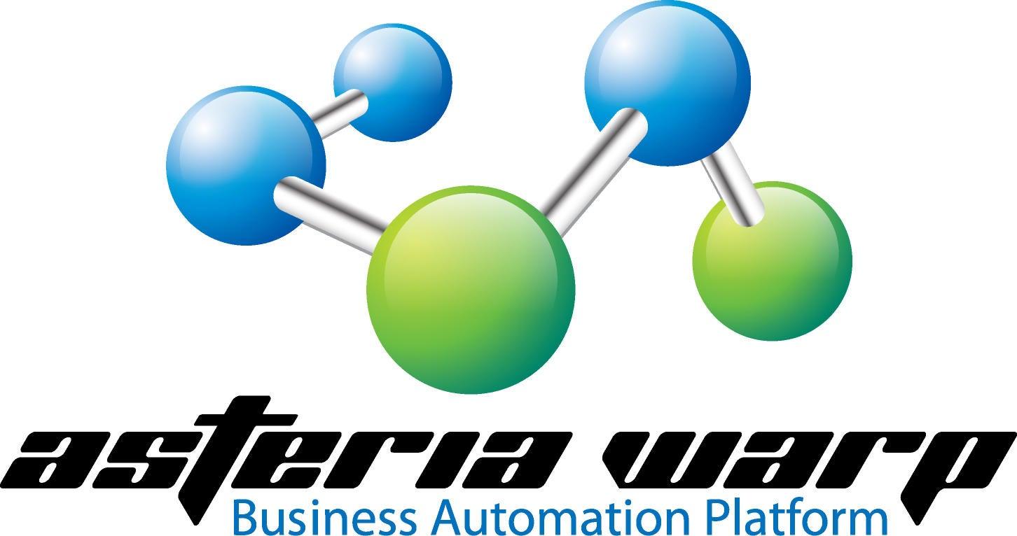 ASTERIA Warpのロゴ