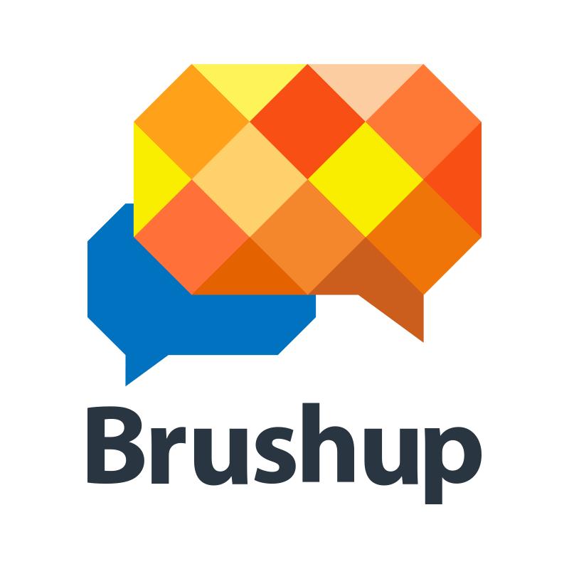 Brushupのロゴ