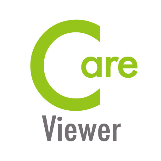 CareViewerのロゴ
