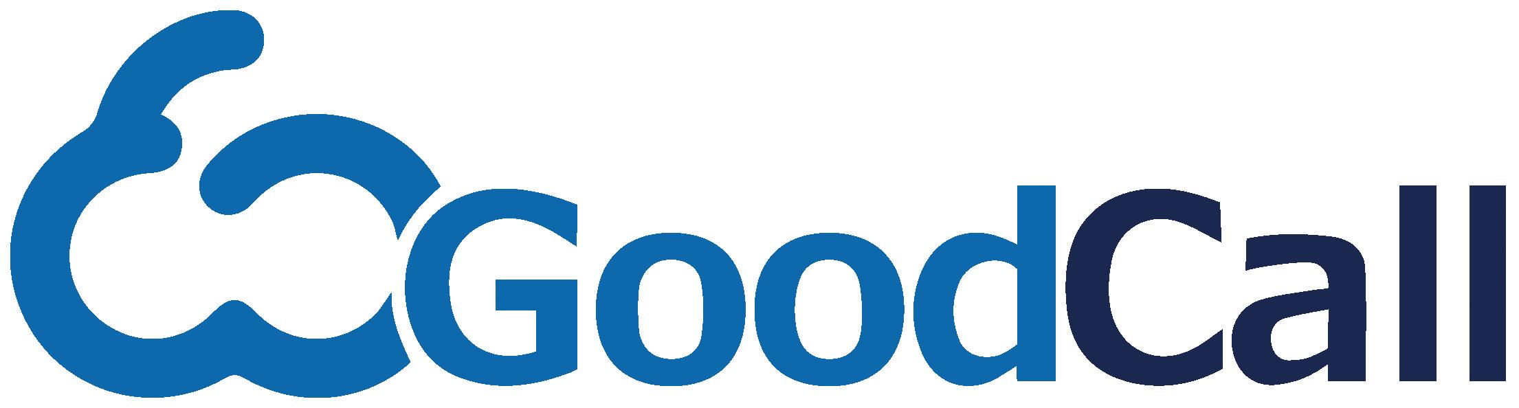 GoodCallのロゴ