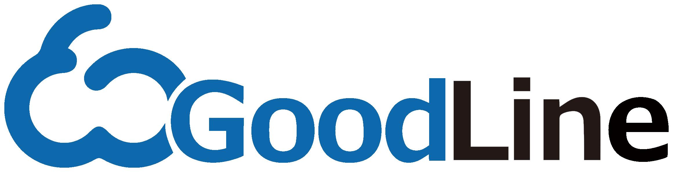GoodLineのロゴ