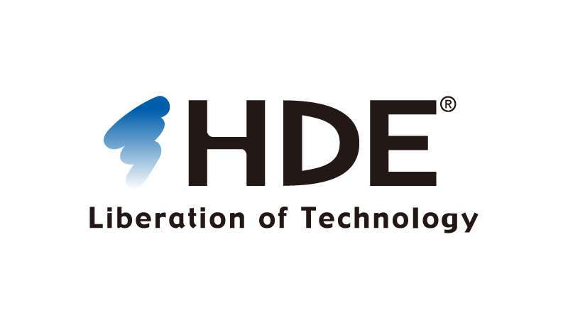 HDE Oneのロゴ