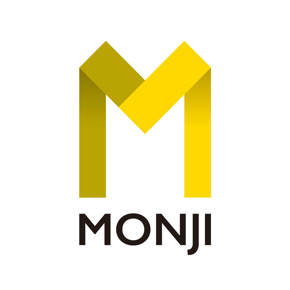 MONJIのロゴ