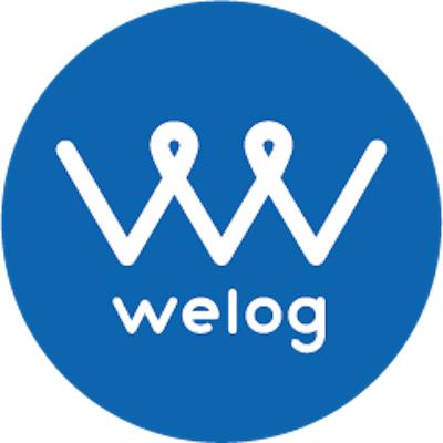 welog(ウィーログ)のロゴ