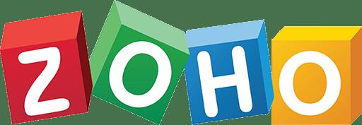 Zoho CRMのロゴ